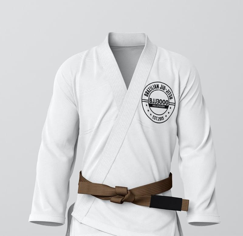 Det brune bælte hos Helsingør Jiu Jitsu