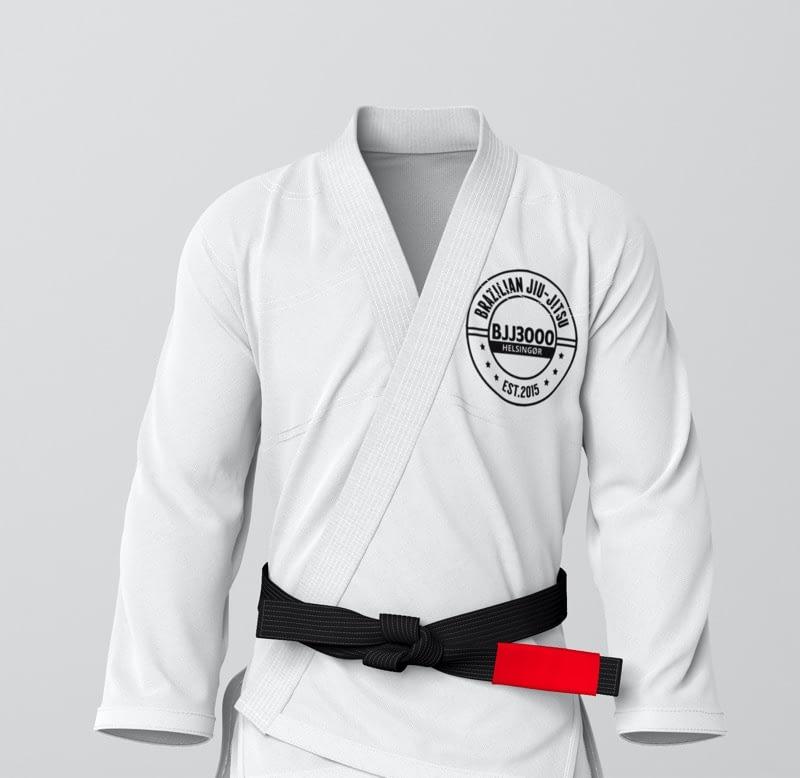 Det sorte bælte hos Helsingør Jiu Jitsu